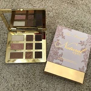 Too Faced Natural Eyes Palette.